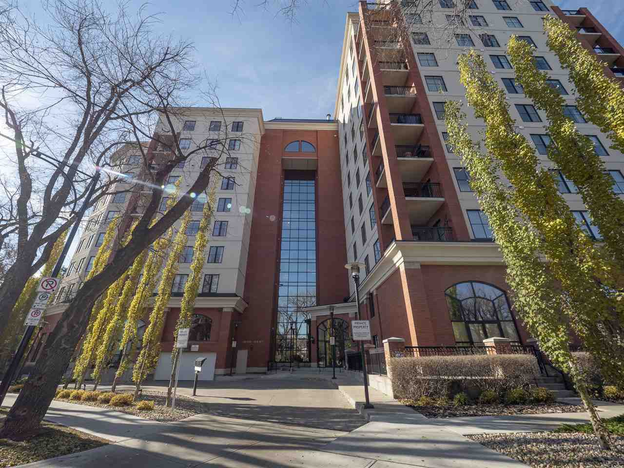 Main Photo: 404 10108 125 Street in Edmonton: Zone 07 Condo for sale : MLS®# E4152729