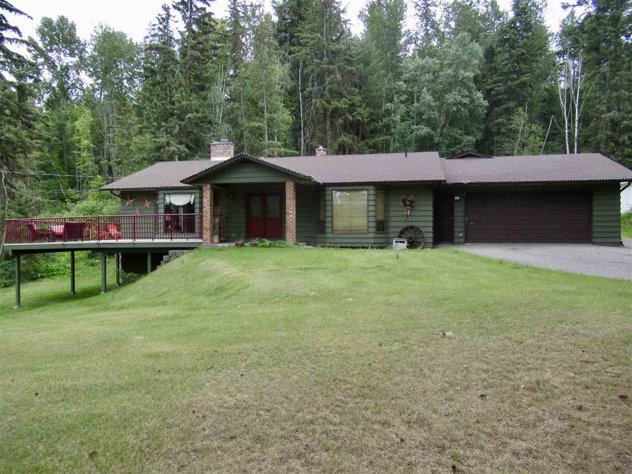 Main Photo: 911 CENTAUR Drive in Williams Lake: Esler/Dog Creek House for sale (Williams Lake (Zone 27))  : MLS®# R2378444