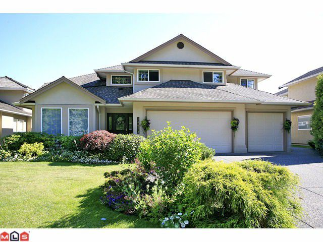 Main Photo: 14072 20A Avenue in Surrey: Sunnyside Park Surrey House for sale (South Surrey White Rock)  : MLS®# F1119453