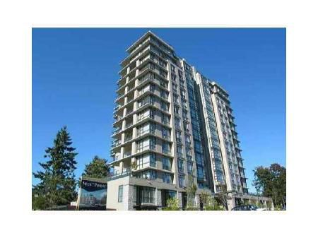 Main Photo: # 1202 5989 WALTER GAGE RD in Vancouver: Home for sale (University VW)  : MLS®# V870864