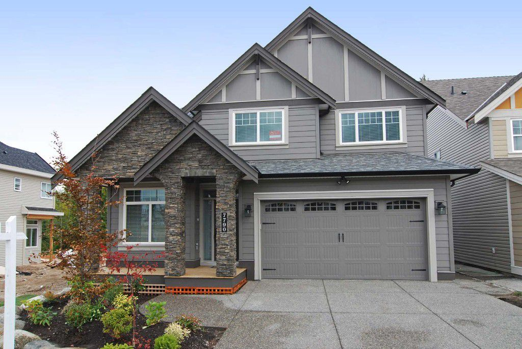 Main Photo: 7790 211b Ave in Langley: Willoughby Heights House for sale : MLS®# F1122045