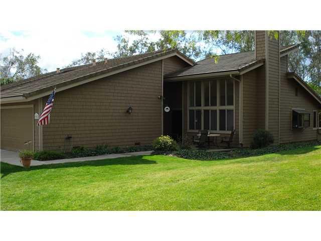 Main Photo: NORTH ESCONDIDO Condo for sale : 3 bedrooms : 460 Windyridge Glen Glen in Escondido