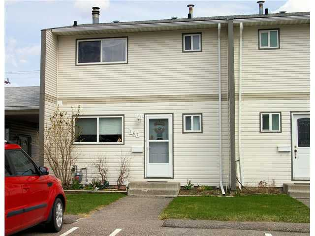 Main Photo: 167 111 TABOR Boulevard in Prince George: Heritage Townhouse for sale (PG City West (Zone 71))  : MLS®# N235843
