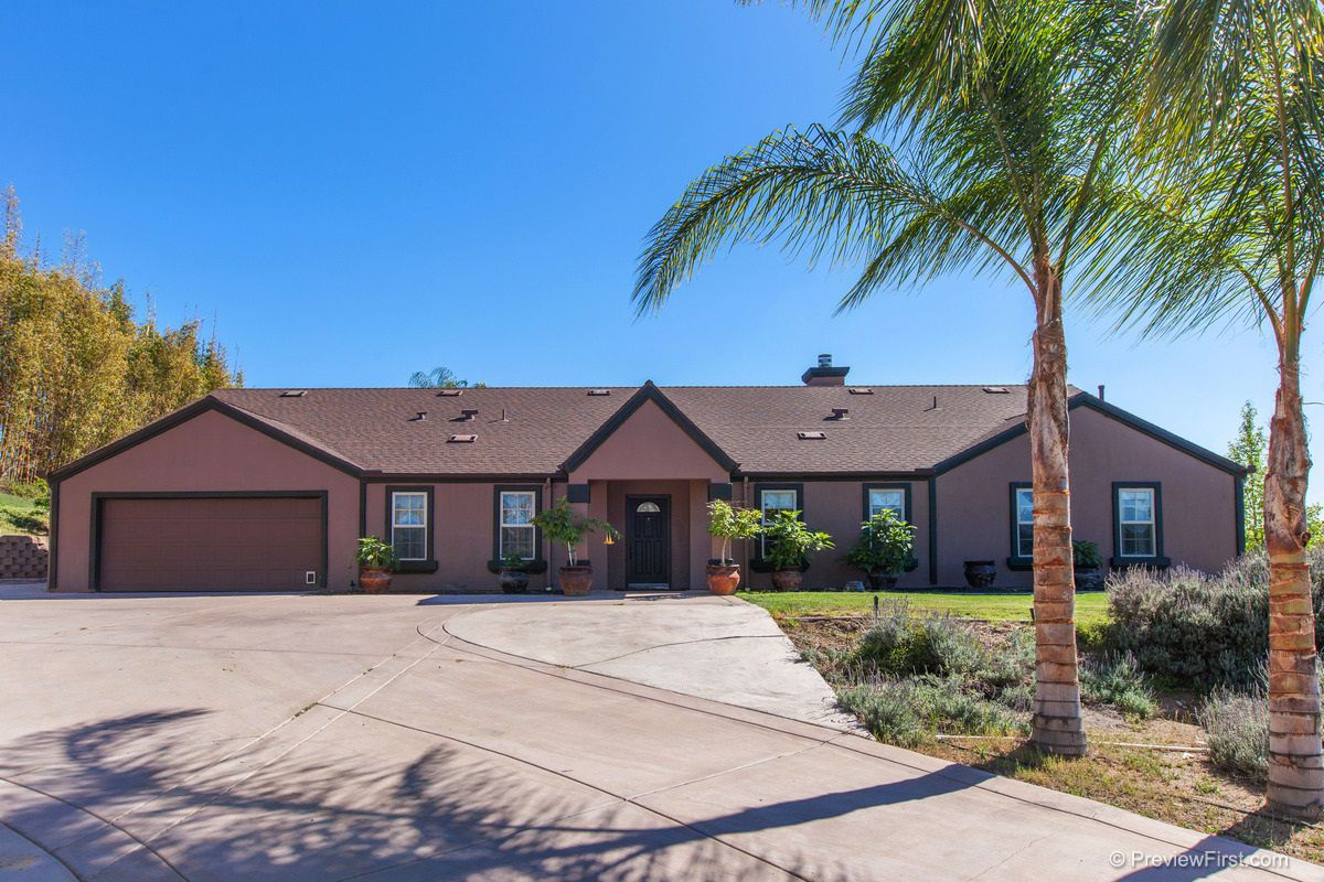 Main Photo: POWAY House for sale : 4 bedrooms : 12461 Shallman Street
