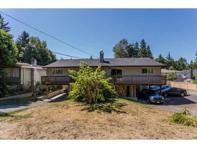 Main Photo: 9537 - 9539 140 Street in Surrey: Bear Creek Green Timbers House Duplex for sale : MLS®# F1448706