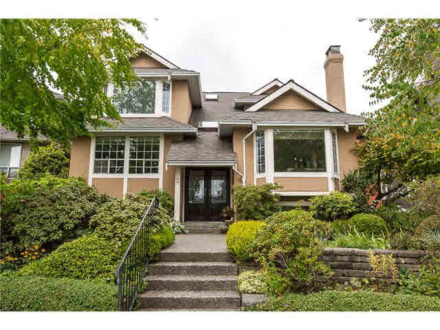 """Main Photo: 71 MINER Street in NEW WEST: Fraserview NW House for sale in """"GLENBROOKE SOUTH / FRASERVIEW"""" (New Westminster)  : MLS®# V1142361"""