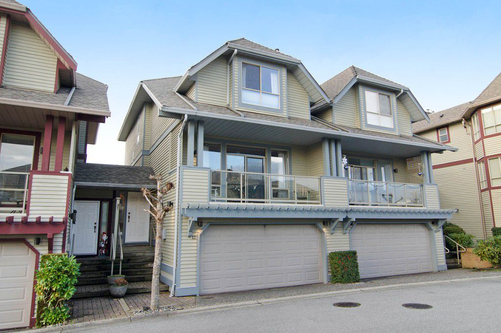 """Main Photo: 13 1207 CONFEDERATION Drive in Port Coquitlam: Citadel PQ Townhouse for sale in """"CITADEL HEIGHTS"""" : MLS®# R2019891"""