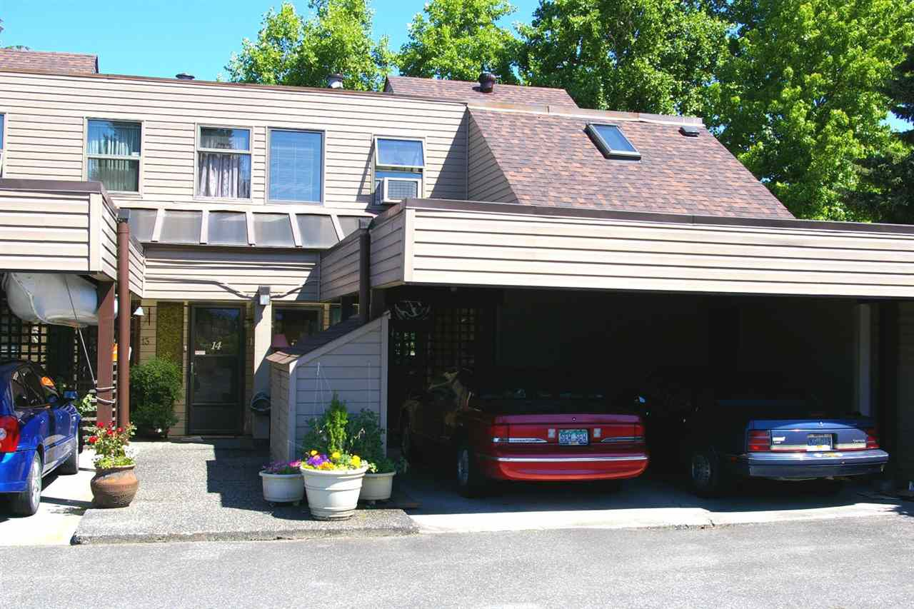 Main Photo: 16 45915 CHEAM Avenue in Chilliwack: Chilliwack W Young-Well Townhouse for sale : MLS®# R2108436