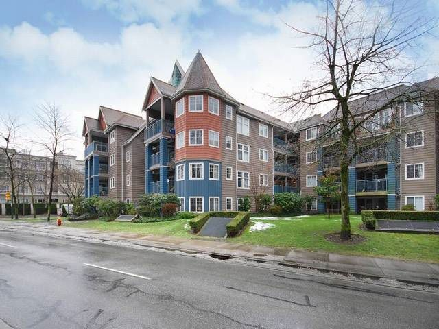 Main Photo: 210 1200 EASTWOOD Street in Coquitlam: North Coquitlam Condo for sale : MLS®# R2134281