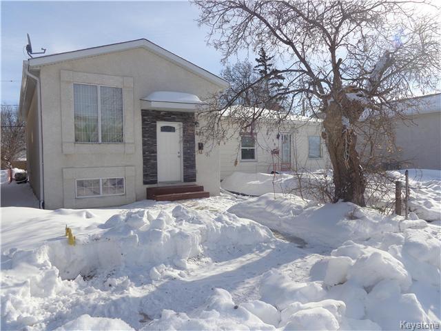 Main Photo: 401 Kensington Street in Winnipeg: St James Residential for sale (5E)  : MLS®# 1702662