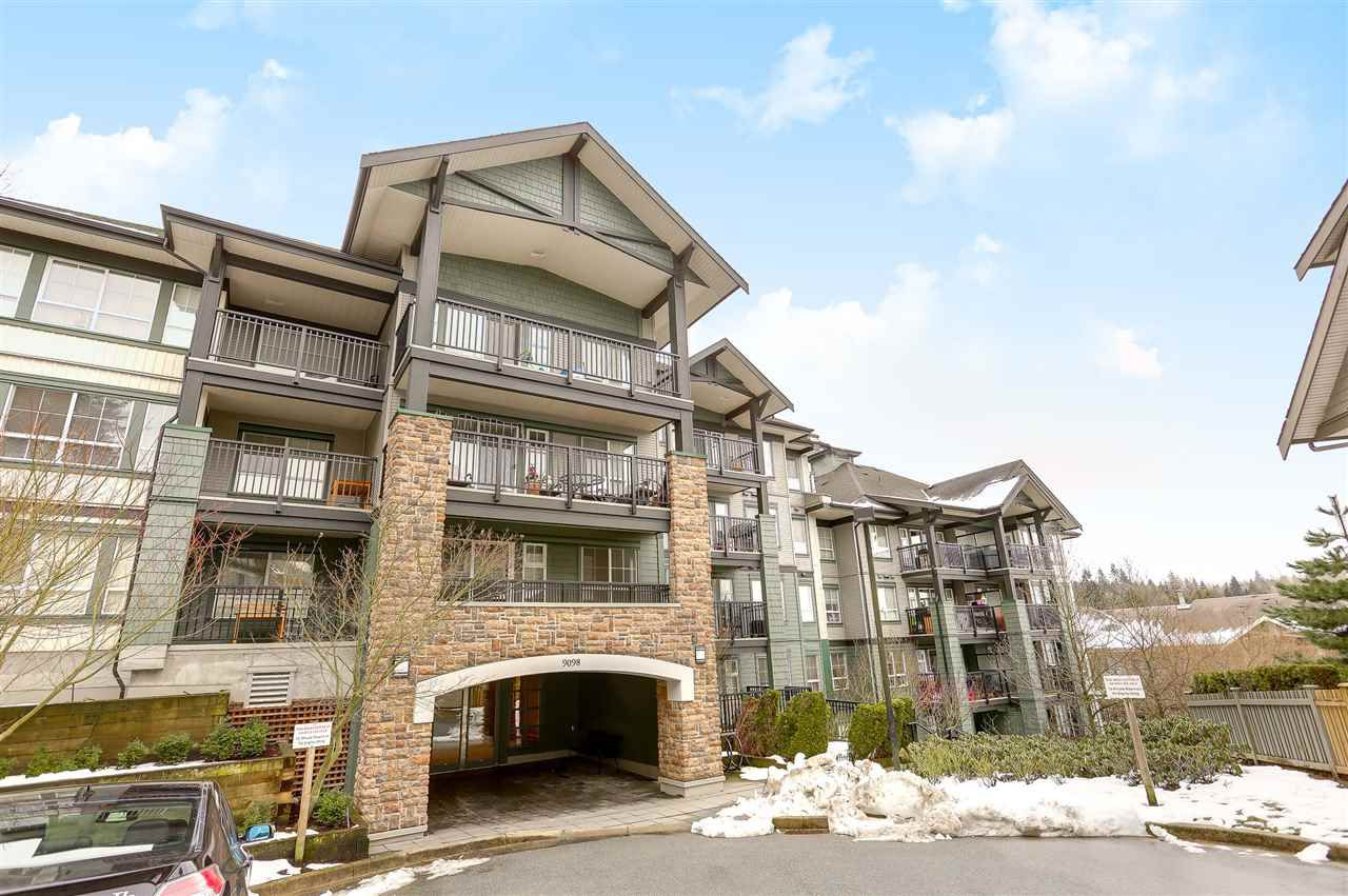 Main Photo: 301 9098 HALSTON Court in Burnaby: Government Road Condo for sale (Burnaby North)  : MLS®# R2138528