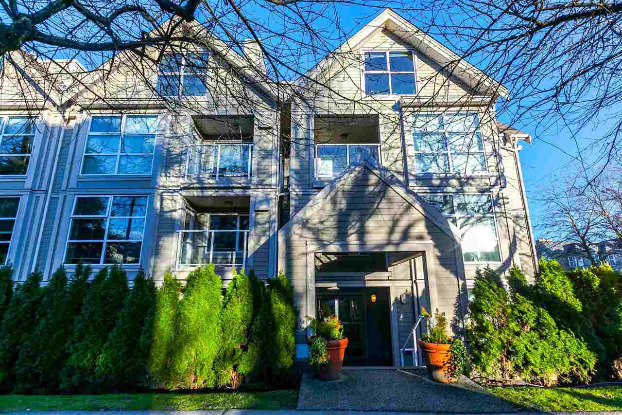 Main Photo: 305 3168 LAUREL Street in Vancouver: Fairview VW Condo for sale (Vancouver West)  : MLS®# R2144691
