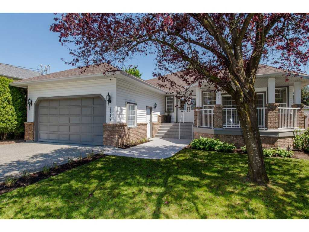 Main Photo: 2748 MOUNTVIEW Street in Abbotsford: Central Abbotsford House for sale : MLS®# R2171451