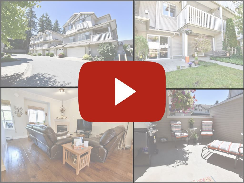 """Main Photo: 13 2733 PARKWAY Drive in Surrey: King George Corridor Townhouse for sale in """"Parkway Gardens"""" (South Surrey White Rock)  : MLS®# R2183729"""
