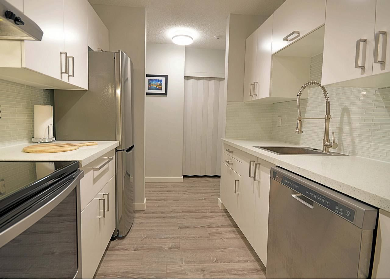 Main Photo: 105 620 EIGHTH AVENUE in : Uptown NW Condo for sale : MLS®# R2159908