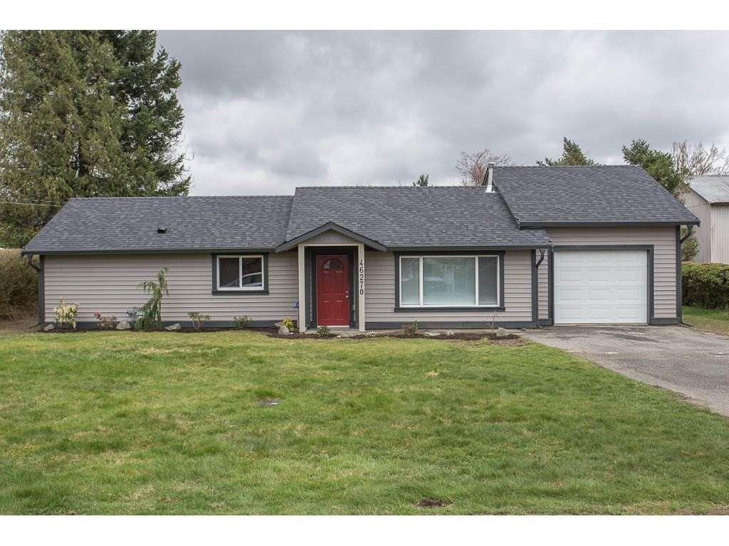 Main Photo: 46270 VELMA Avenue in Sardis: Sardis East Vedder Rd House for sale : MLS®# R2253356