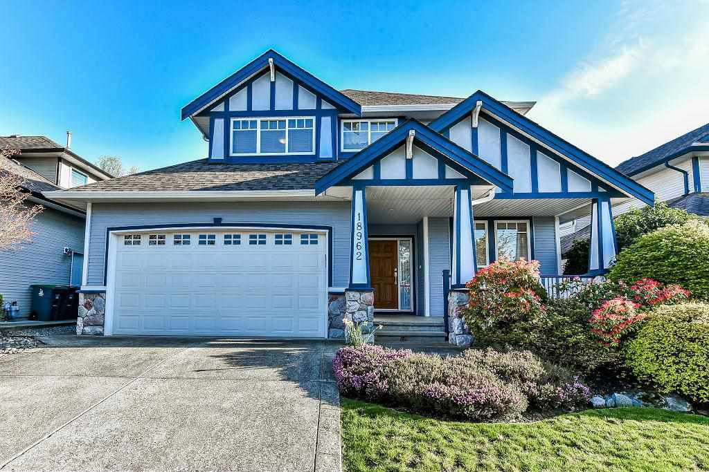 "Main Photo: 18962 68B Avenue in Surrey: Clayton House for sale in ""CLAYTON VILLAGE"" (Cloverdale)  : MLS®# R2259283"