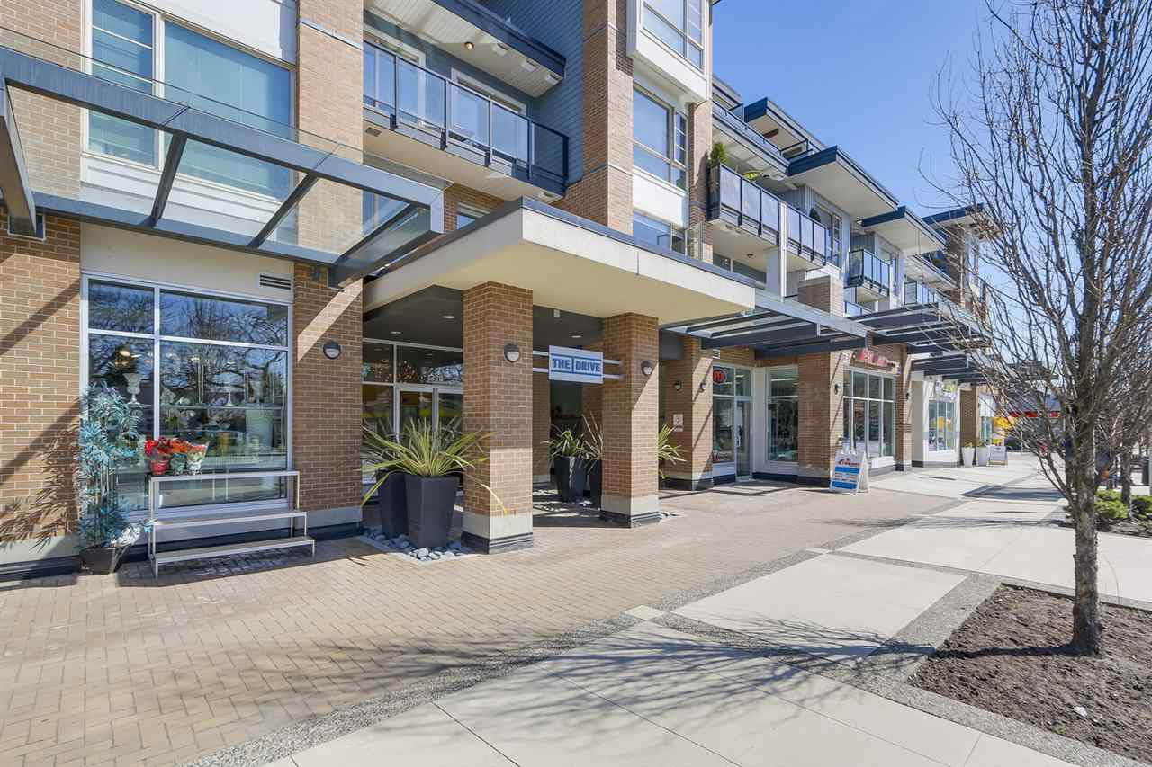 """Main Photo: 325 1330 MARINE Drive in North Vancouver: Pemberton NV Condo for sale in """"The Drive"""" : MLS®# R2261021"""