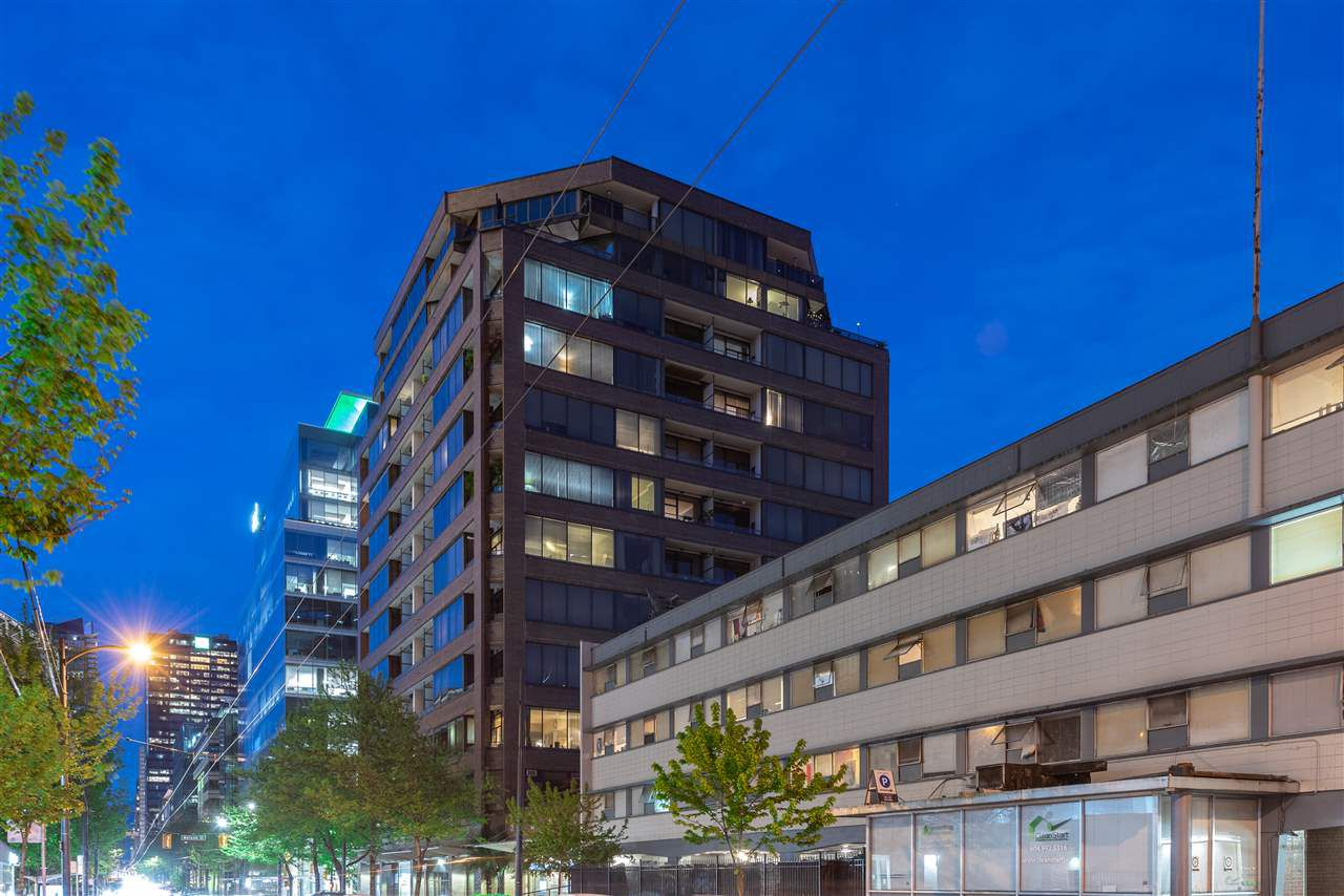 """Main Photo: 212 1010 HOWE Street in Vancouver: Downtown VW Condo for sale in """"FORTUNE HOUSE"""" (Vancouver West)  : MLS®# R2265966"""