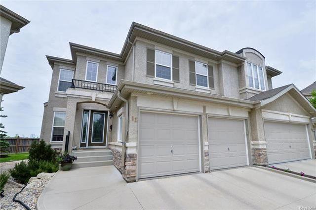Main Photo: 11 495 Island Shore Boulevard in Winnipeg: Island Lakes Condominium for sale (2J)  : MLS®# 1815711