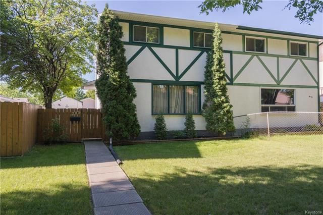 Main Photo: 208 Dowling Avenue West in Winnipeg: West Transcona Residential for sale (3L)  : MLS®# 1816805