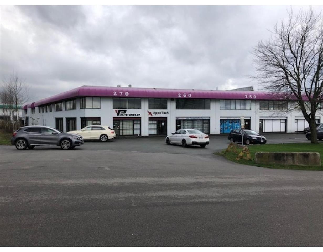 Main Photo: 250 2088 NO. 5 Road in Richmond: Bridgeport RI Industrial for sale : MLS®# C8022711