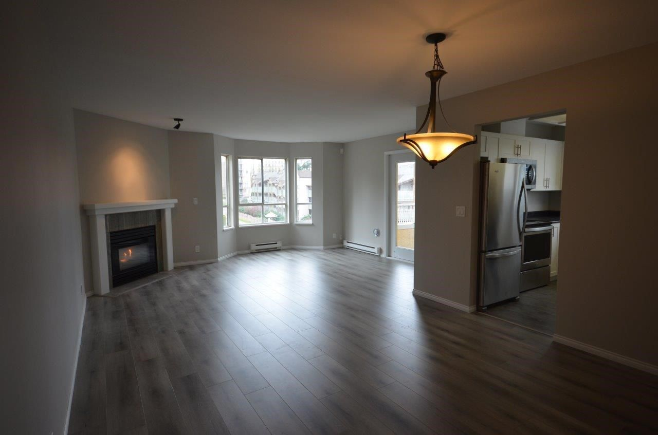 Spacious with new floors
