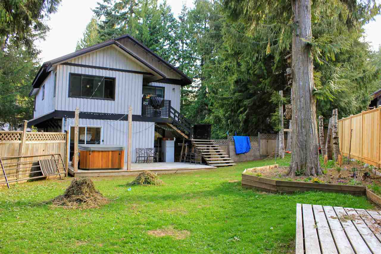"Main Photo: 8147 ALPINE Way in Whistler: Alpine Meadows House for sale in ""ALPINE MEADOWS"" : MLS®# R2369356"