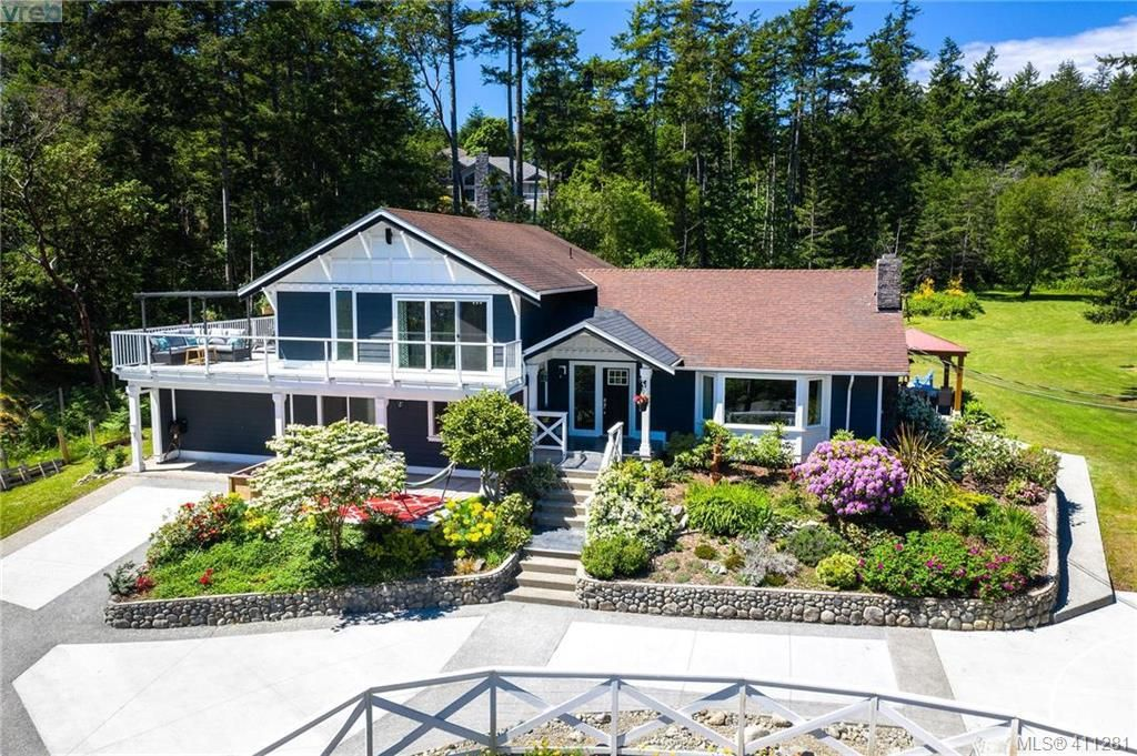Main Photo: 5180 William Head Road in VICTORIA: Me William Head Single Family Detached for sale (Metchosin)  : MLS®# 411281