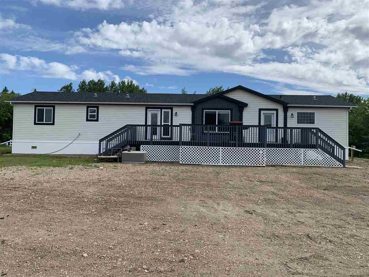 Main Photo: 22418 twp 610: Rural Thorhild County House for sale : MLS®# E4161629