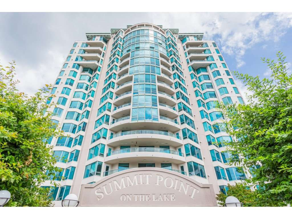 """Main Photo: 1002 33065 MILL LAKE Road in Abbotsford: Central Abbotsford Condo for sale in """"Summit Point"""" : MLS®# R2386532"""