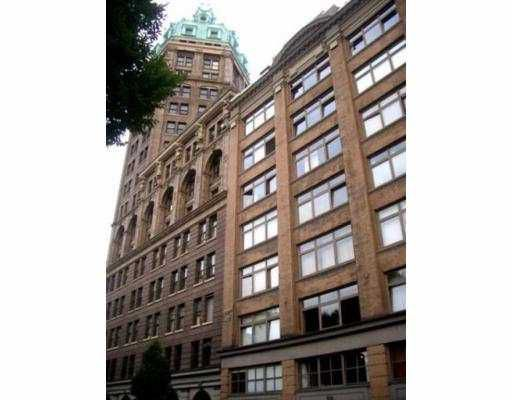 """Main Photo: 302 518 BEATTY ST in Vancouver: Downtown VW Condo for sale in """"518 BEATTY"""" (Vancouver West)  : MLS®# V562779"""