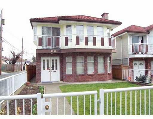 Main Photo: 7350 INVERNESS ST in Vancouver: South Vancouver House for sale (Vancouver East)  : MLS®# V578517