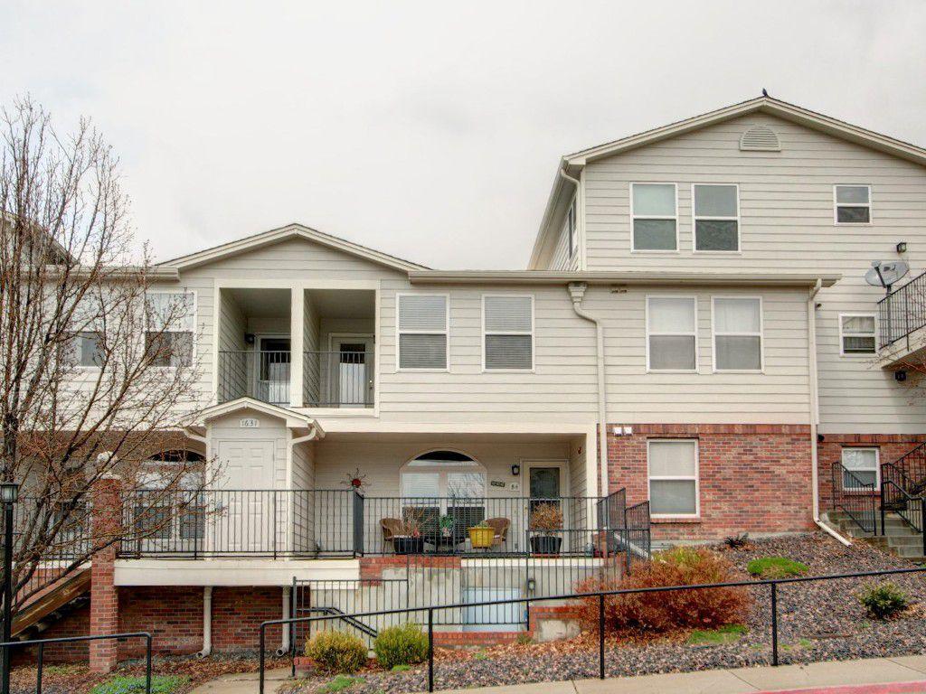 Main Photo: B-4 1631 S Deframe Street in Lakewood: Condominium for sale (Lakewood Vista at Green Mountain)  : MLS®# 1185044