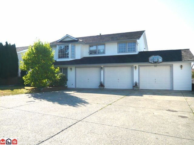 Main Photo: 34660 Sandon Drive in Abbotsford: House for sale : MLS®# F1122495