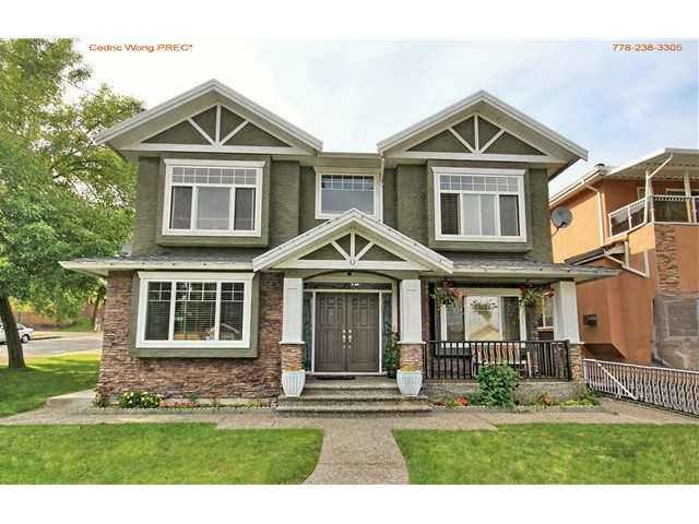 Main Photo: 7809 13TH Avenue in Burnaby: East Burnaby House for sale (Burnaby East)  : MLS®# V1051629