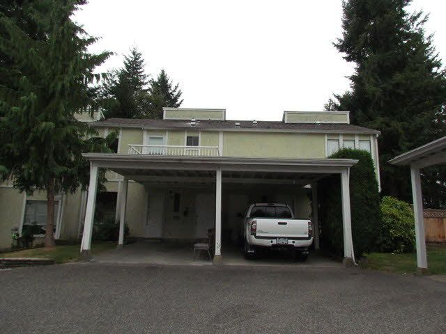 """Main Photo: 30 3075 TRETHEWEY Street in Abbotsford: Abbotsford West Townhouse for sale in """"Silkwood Estates"""" : MLS®# F1431689"""