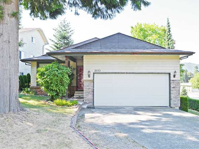 "Main Photo: 2653 SPURAWAY Avenue in Coquitlam: Ranch Park House for sale in ""RANCH PARK"" : MLS®# V1131944"
