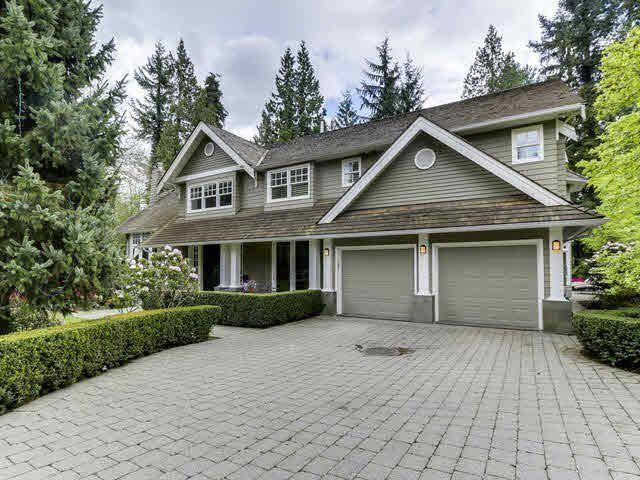 Main Photo: 424 GORDON Avenue in WEST VANC: Cedardale House for sale (West Vancouver)  : MLS®# V1136343