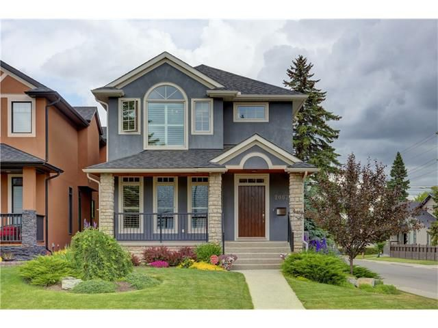 Main Photo: SOLD Altadore Home - Calgary Luxury Realtor Steven Hill - Sotheby's International Realty Canada Calgary