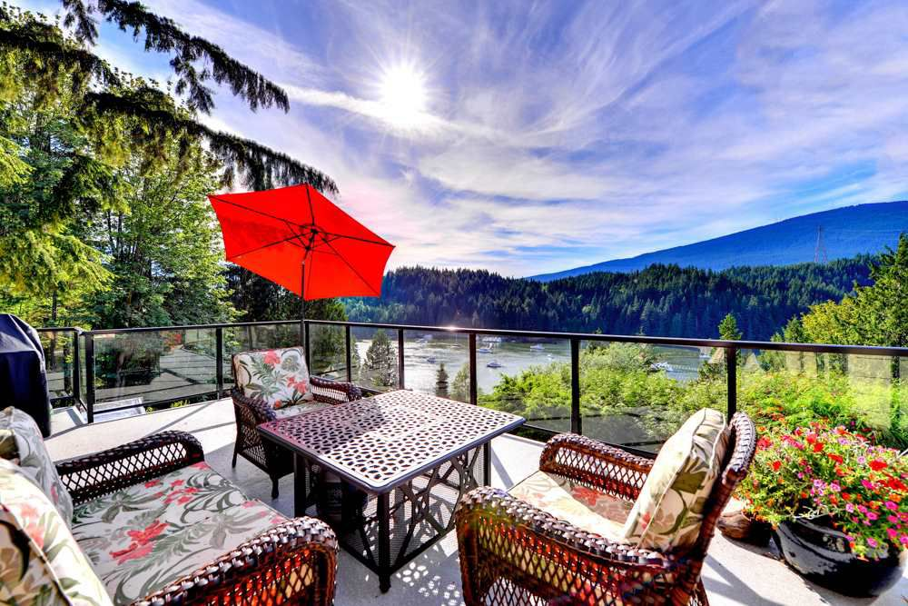 "Main Photo: 3945 BEDWELL BAY Road: Belcarra House for sale in ""Bedwell Bay"" (Port Moody)  : MLS®# R2091421"