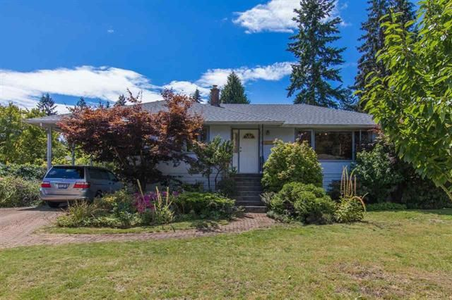 Main Photo: 1071 RUTHINA Avenue in North Vancouver: Canyon Heights NV House for sale : MLS®# R2128888