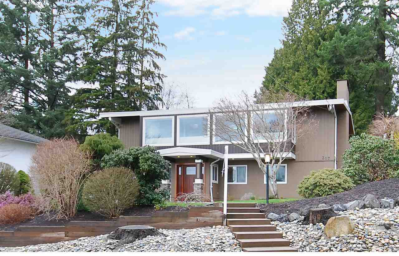 Main Photo: 317 SEAFORTH Crescent in Coquitlam: Central Coquitlam House for sale : MLS®# R2149569