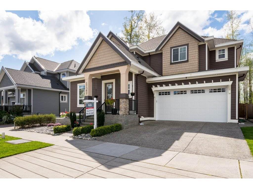 Main Photo: 17362 3 Avenue in Surrey: Pacific Douglas House for sale (South Surrey White Rock)  : MLS®# R2156593