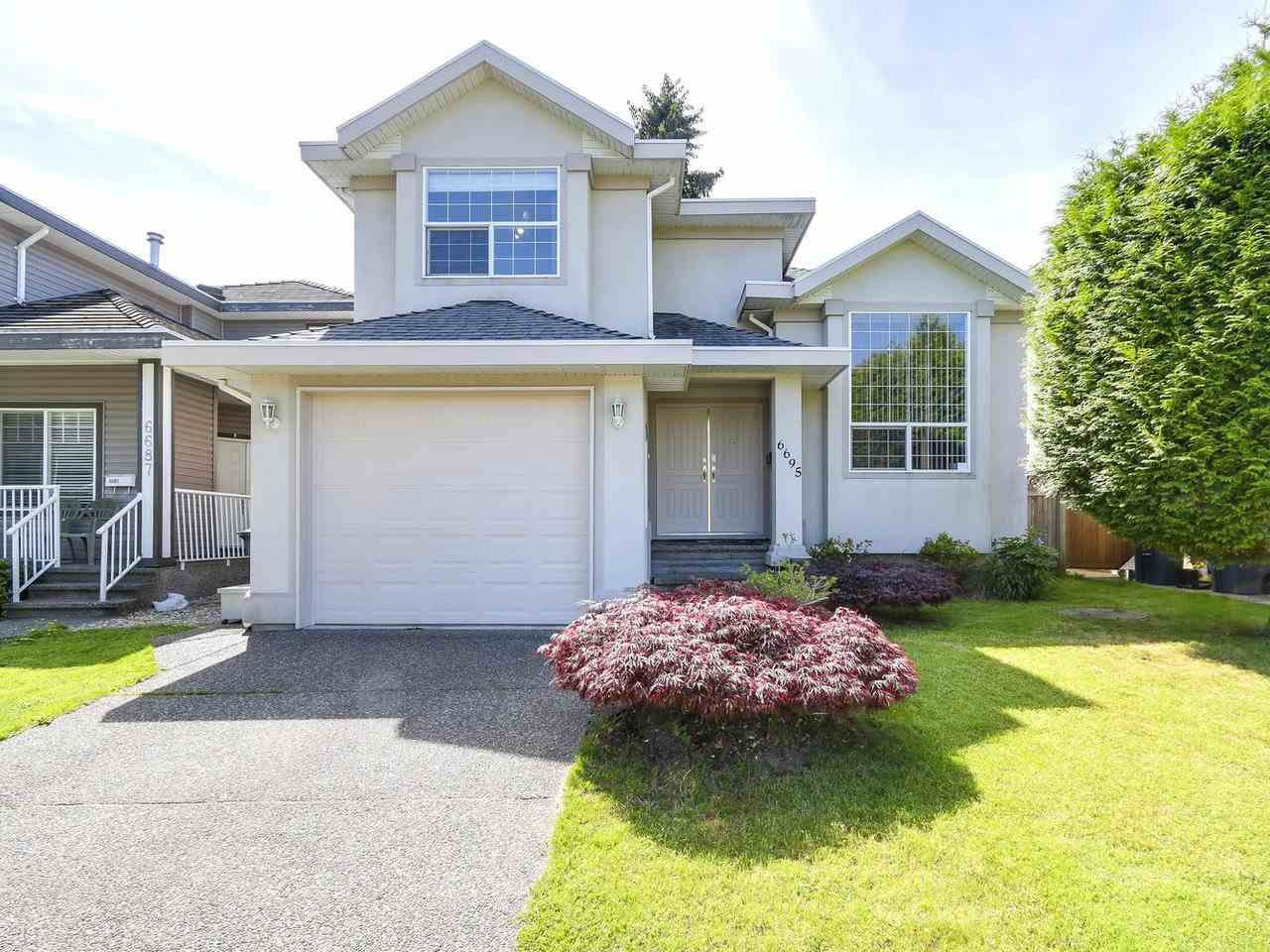 Main Photo: 6695 134 Street in Surrey: West Newton House for sale : MLS®# R2174930