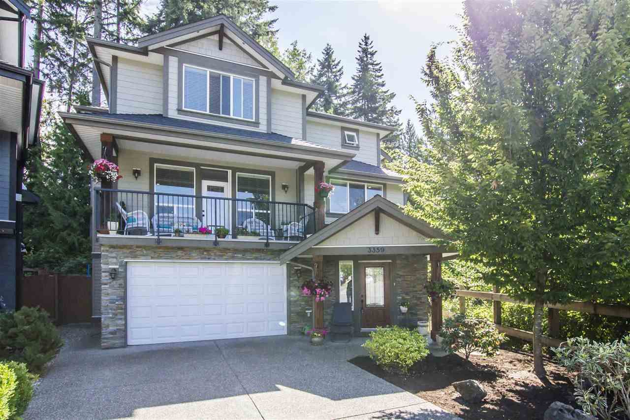 """Main Photo: 3359 PALISADE Place in Coquitlam: Burke Mountain House for sale in """"BURKE MOUNTAIN"""" : MLS®# R2187138"""