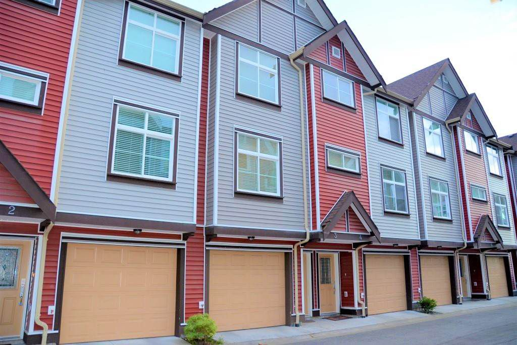"""Main Photo: 3 9405 121 Street in Surrey: Queen Mary Park Surrey Townhouse for sale in """"REDLEAF"""" : MLS®# R2188209"""