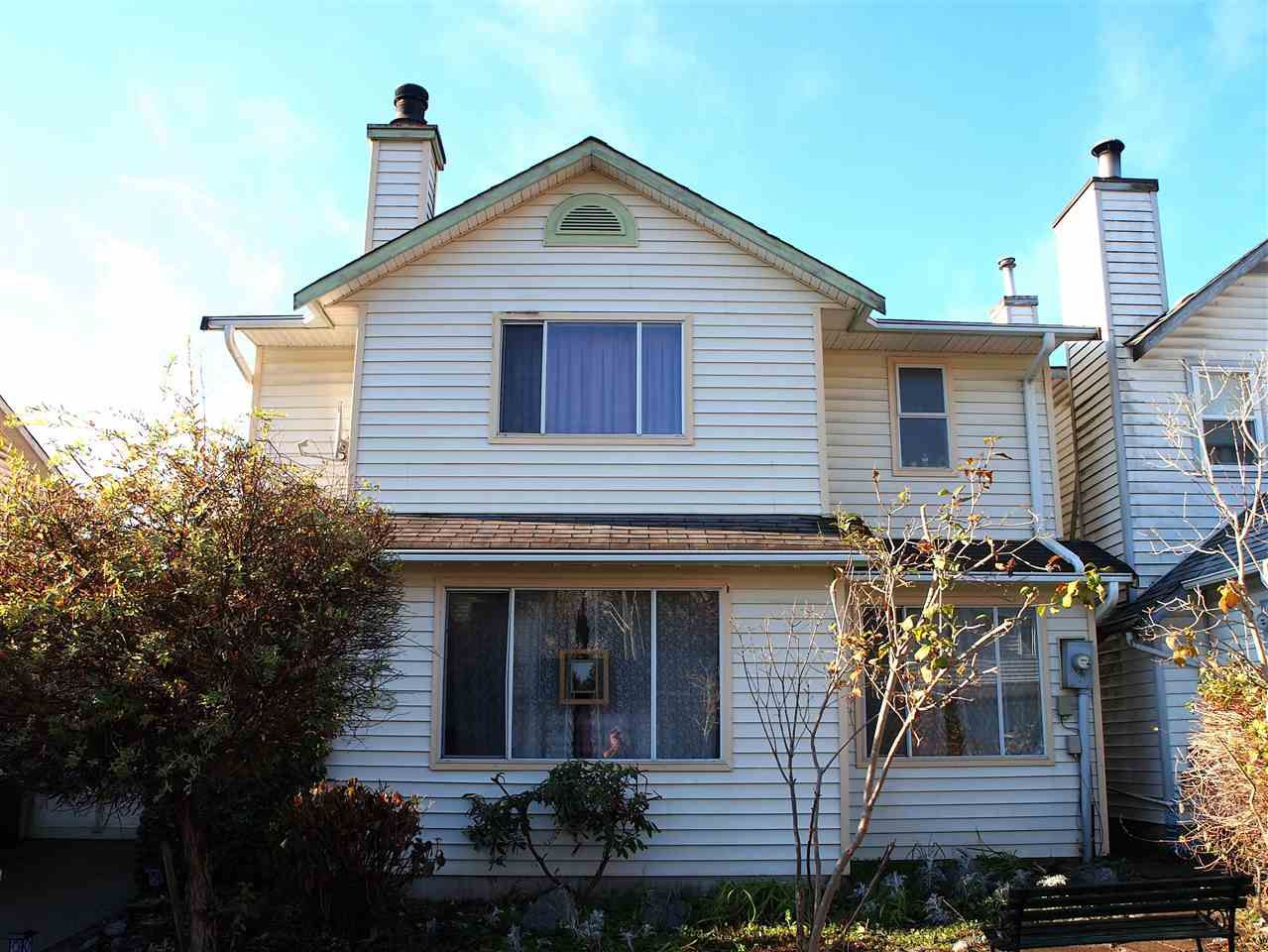 "Main Photo: 25 11125 232 Street in Maple Ridge: East Central House for sale in ""THE VILLAGE AT KANAKA"" : MLS®# R2217753"