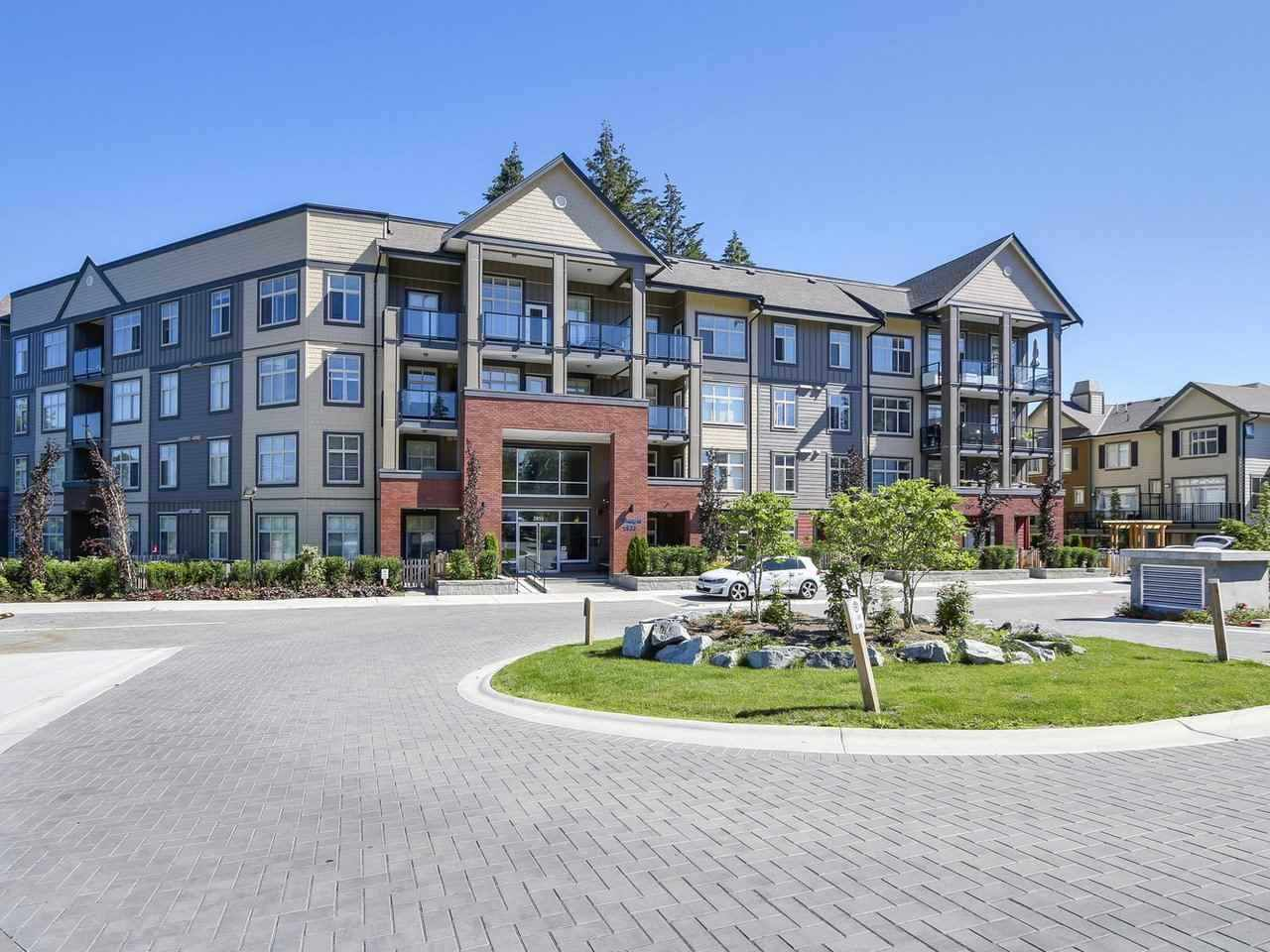 "Main Photo: 106 2855 156 Street in Surrey: Grandview Surrey Condo for sale in ""CONDO AT THE HEIGHTS"" (South Surrey White Rock)  : MLS®# R2230927"