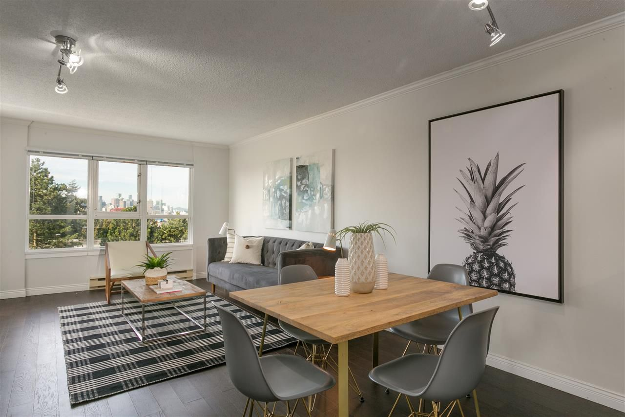 "Main Photo: 403 1833 FRANCES Street in Vancouver: Hastings Condo for sale in ""Panorama Gardens"" (Vancouver East)  : MLS®# R2247218"